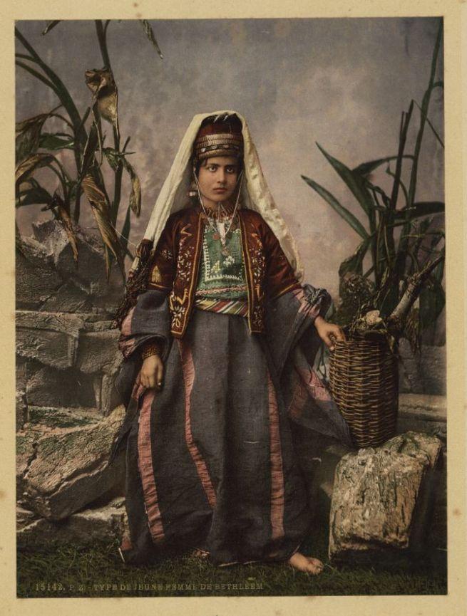 Betlehemi nő