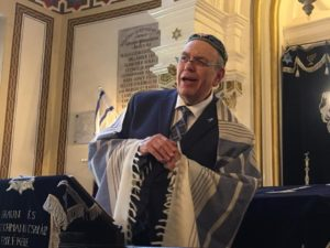 50 éve rabbi