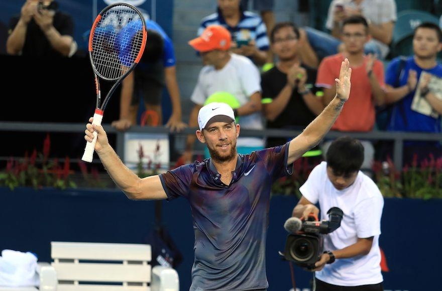 A jom kipur miatt adta fel a meccset az izraeli teniszező