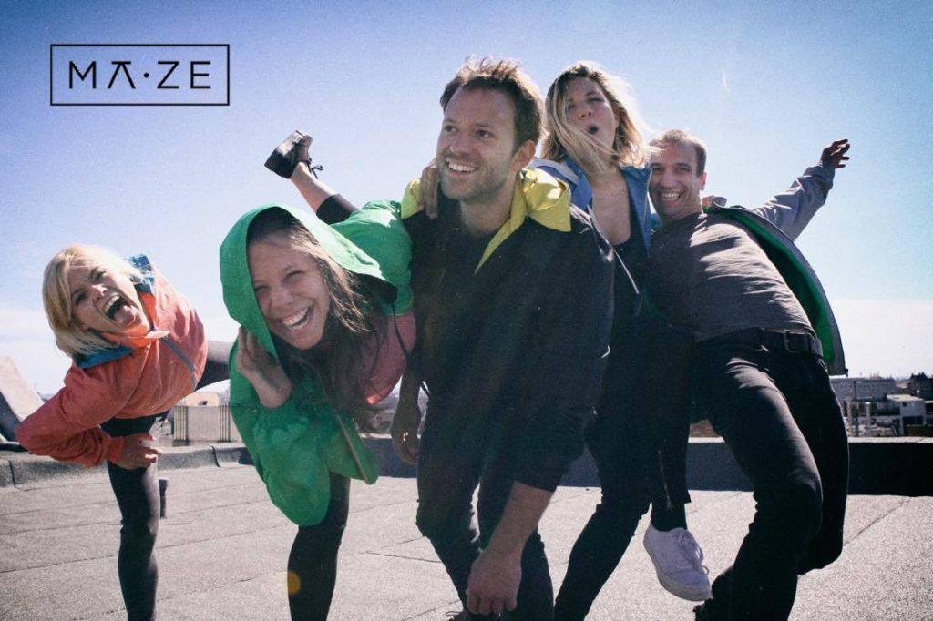 Magyar és izraeli táncosok a Trafóban