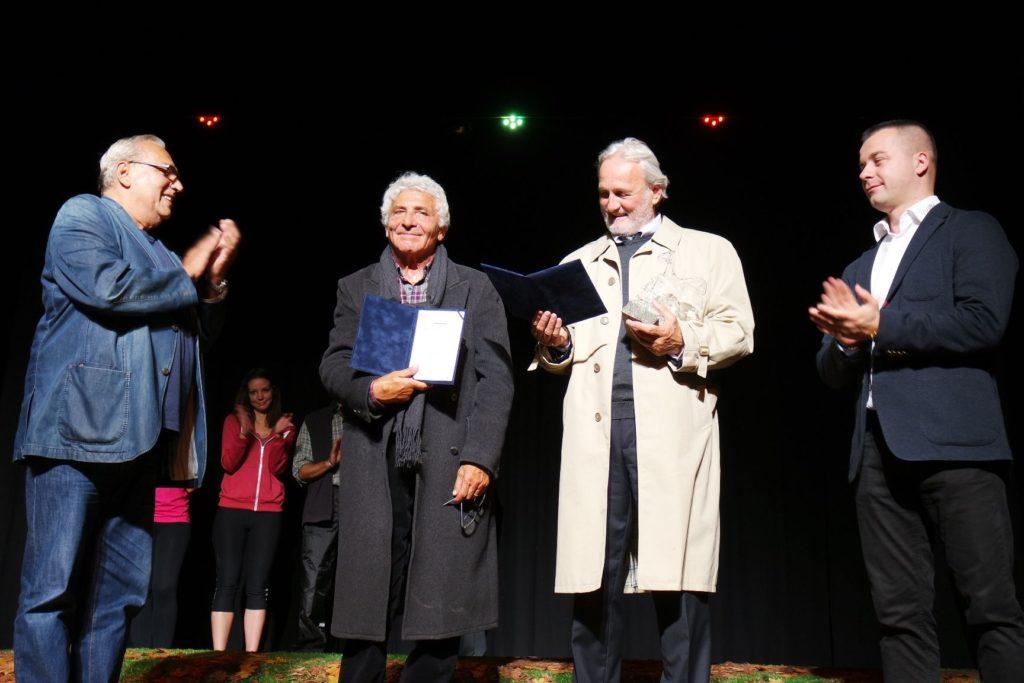 Rangos díjban részesült a Gólem Színház előadása