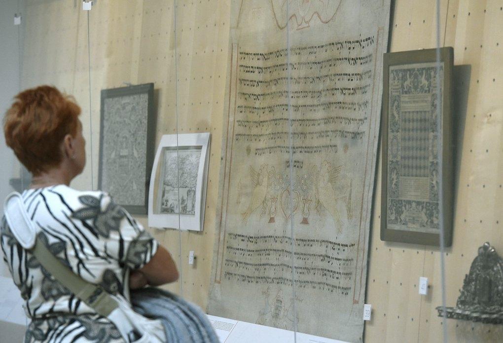 Több mint harminc év után újult meg a Magyar Zsidó Múzeum állandó kiállítása