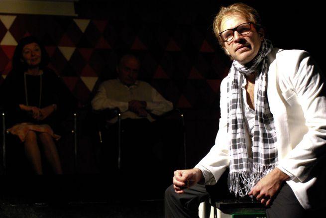 Schmied Zoltán a Lefitymálva című komédiájában