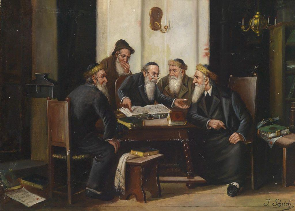 Folytatódik a Talmud tanfolyam a Páva utcai zsinagógában