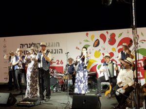 Tel-Avivban éppen magyar napokat tartanak