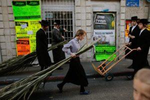 Izraelben is alaposan felkészültek az idei szukotra