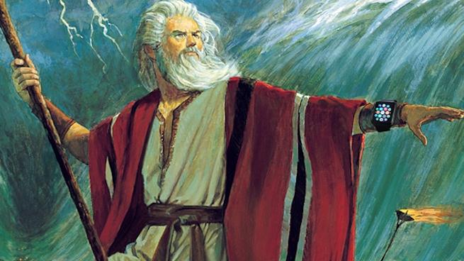 Időutazás Mózessel