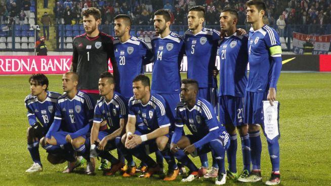 Az izraeli nemzeti válogatott