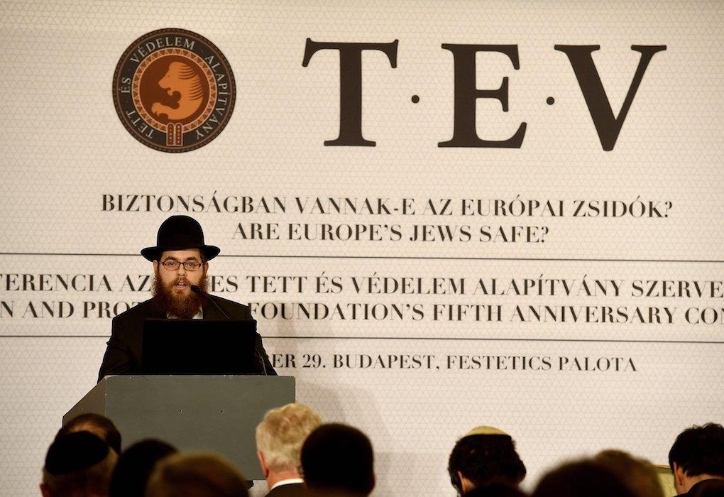 Nyugaton erősödik az antiszemitizmus, nálunk viszont visszaszorul