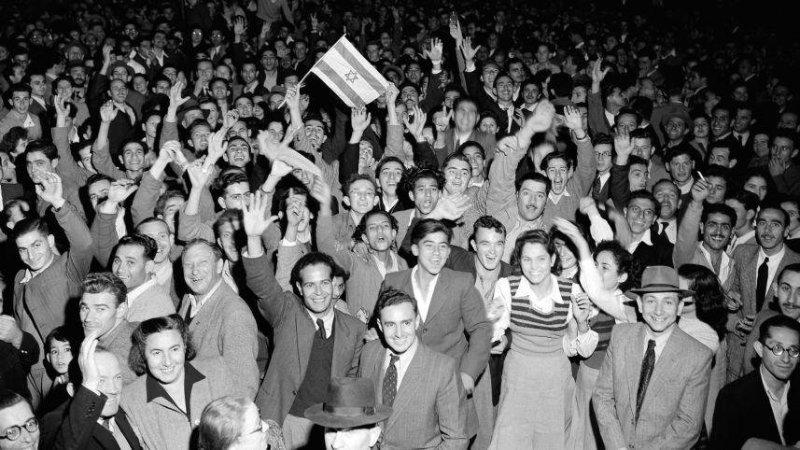 70 évvel ezelőtt szavazta meg az ENSZ a zsidó állam megalapítását