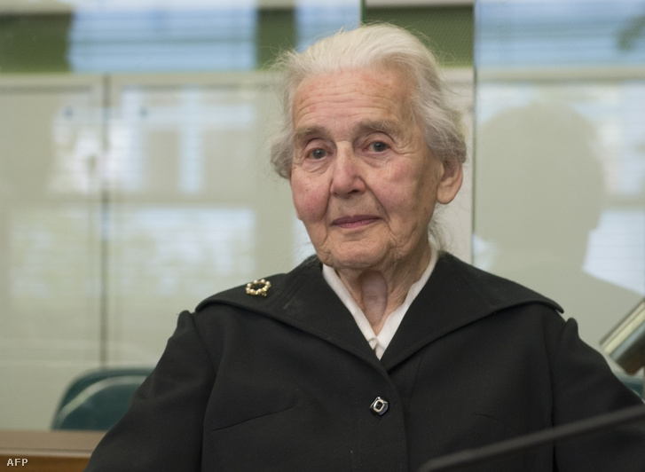 Börtönbe megy a náci nagymama