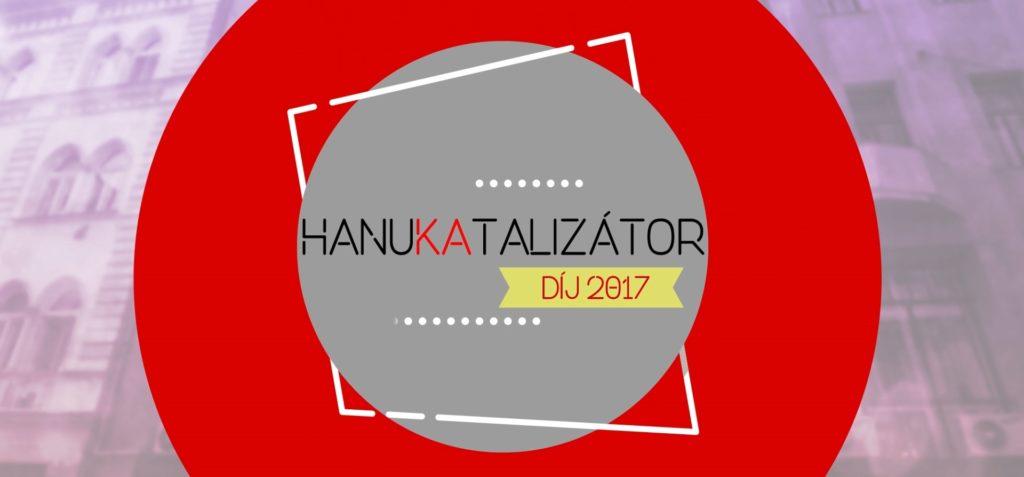 Szavazz a 2017-es Hanukatalizátor Díj jelöltjeire!