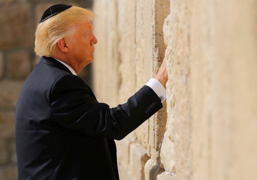 Trump szerdán elismerheti Jeruzsálemet Izrael fővárosának, vagy mégsem