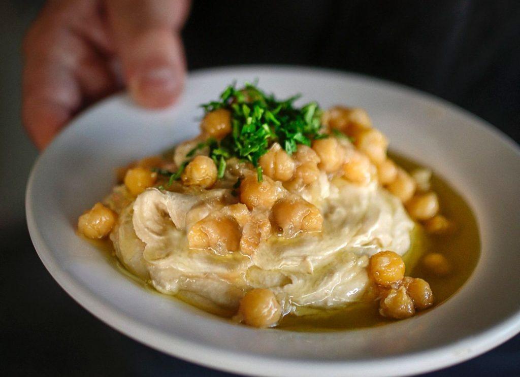 Hummusz, az izraeli kultuszétel