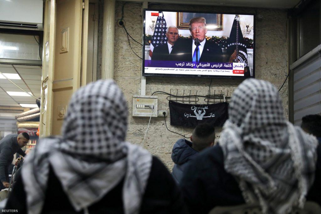 Jeruzsálem Izrael új fővárosa – titkos terv a háttérben?