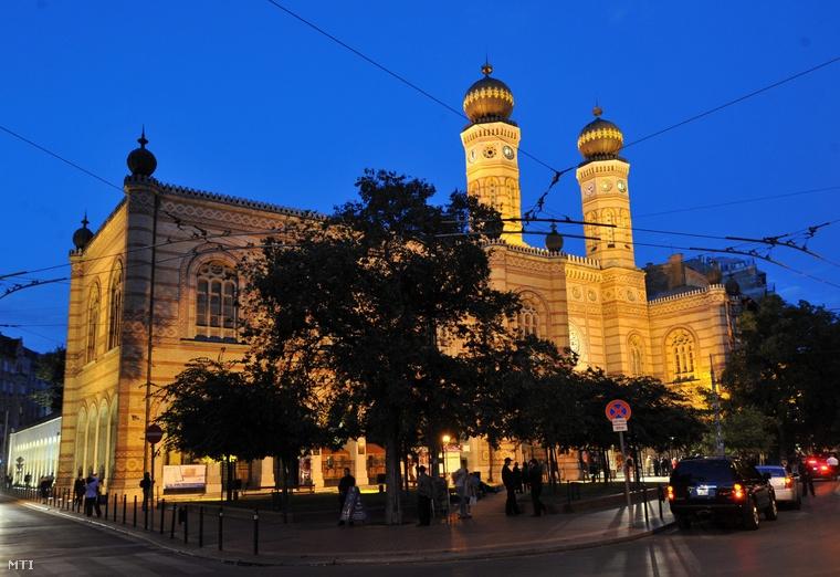 Az Európai Örökség részévé válik a Dohány utcai Zsinagóga
