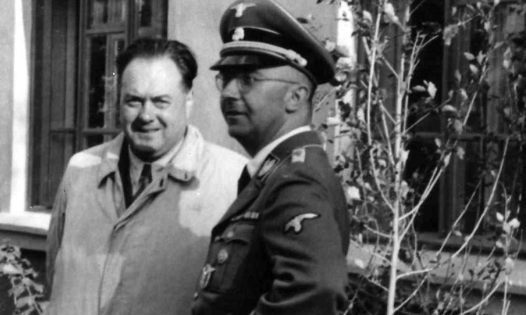 Hogyan mentett zsidókat Himmler fizikoterapeutája?