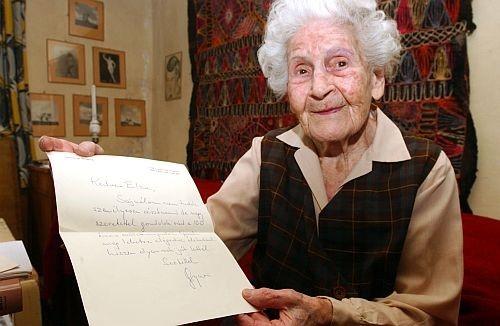 111 évesen elhunyt Soros György magyar megmentője