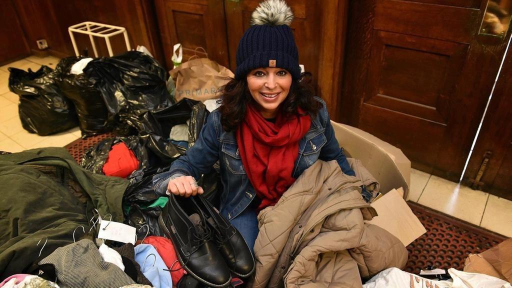 Egy anyuka mozgalmat indított a hajléktalanok megsegítésére