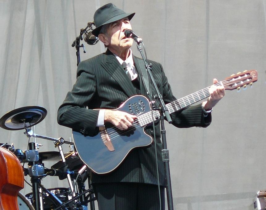 Leonard Cohen és Carrie Fischer poszthumusz Grammy díjat kapott
