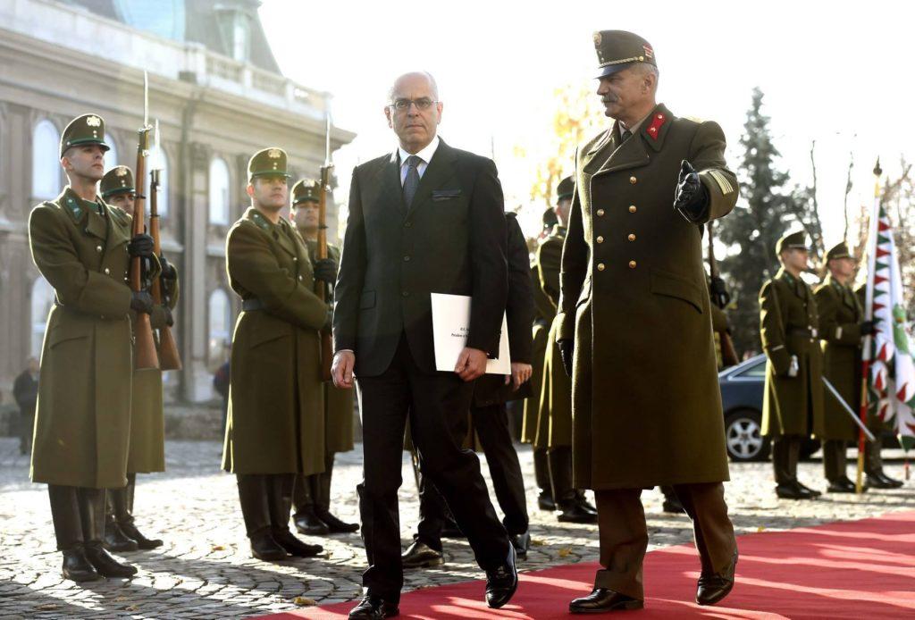 A zsidó közösség vezetőinek is üzent a távozó izraeli nagykövet
