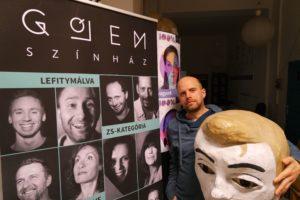 Interjú Borgula Andrással, a Gólem Színház vezetőjével