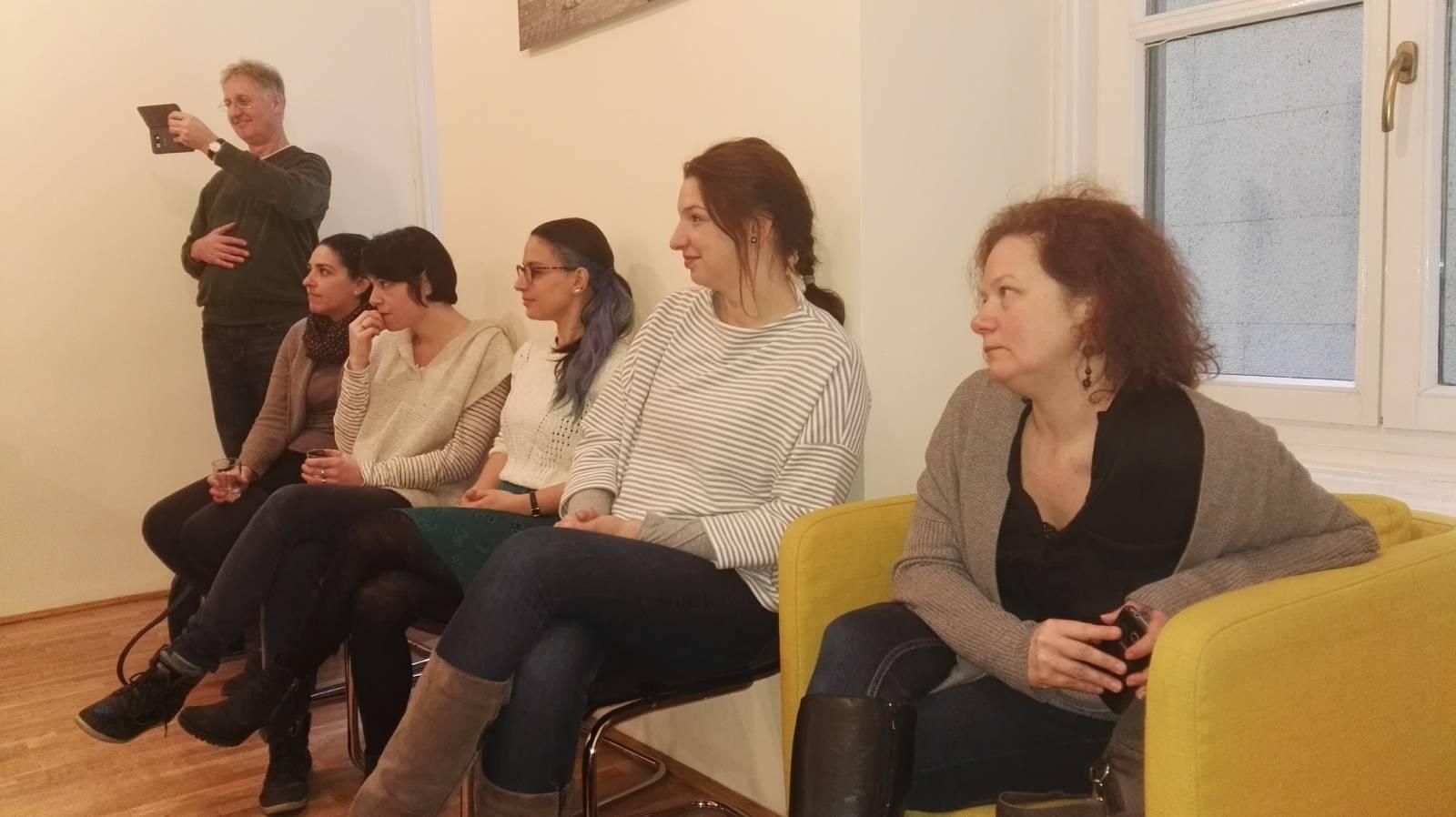 Kékesi Zsolt, Szalai Nóra, Dés Julcsi, Kolozs Andrea, Barasits Eszter, Marcsa Barbara