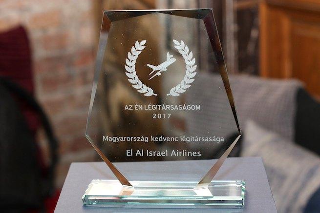 Magyarország kedvenc légitársasága 2017