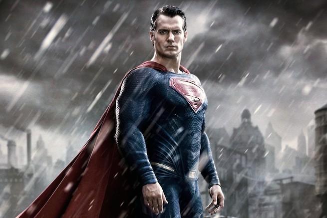 Superman karaktere a Batman Superman ellen című filmben