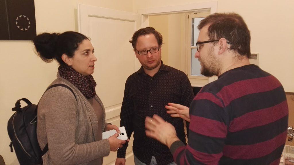 Zsidó civilek az együttműködésért