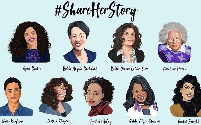 Ossz meg egy történetet bátor zsidó nőkről!