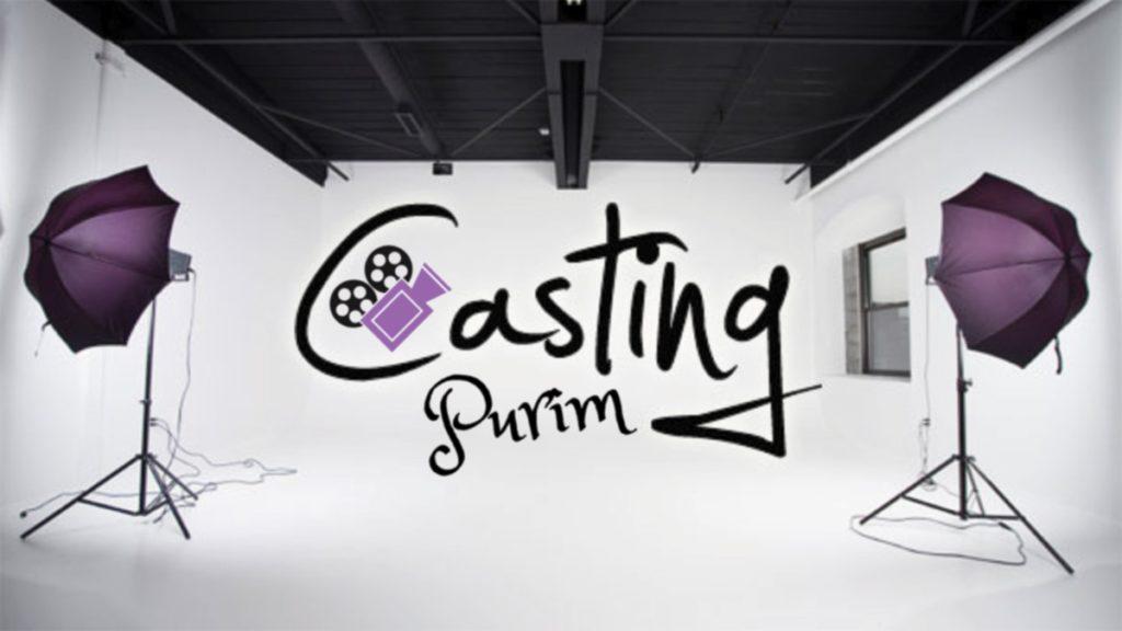 Purimi kisfilmet forgatunk!