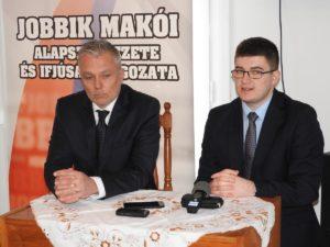A Jobbik mellett kampányolt a vásárhelyi zsidó hitközség elnöke