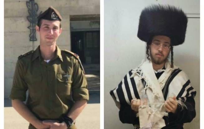 Tiszt lett az izraeli hadseregben a szatmári rebbe unokája