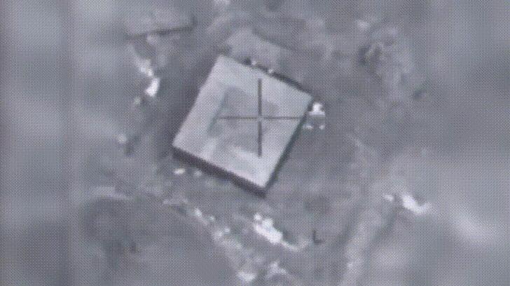 Izrael lebombázott 2007-ben egy épülő atomreaktort Szíriában