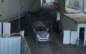Diplomáciai védettséget biztosító autóval szállítottak fegyvereket palesztin területekre a francia konzulátus alkalmazottai