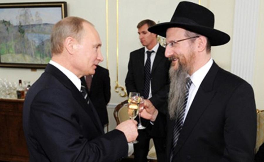 Egy kis zsidó szekta, amely a világ zsidósága képviseletének szerepében tetszeleg