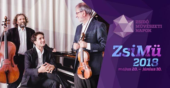 Auer Trió – közreműködik: Hegedűs D. Géza