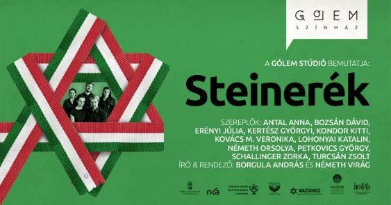 Steinerék VIII. rész / a Gólem Stúdió előadása