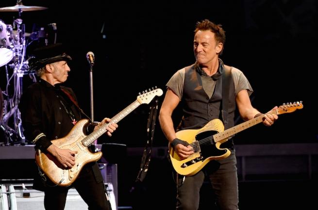 Lofgren és Springsteen