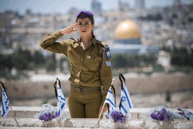 Az elesett katonákra és a terrorizmus áldozataira emlékeznek ma Izraelben