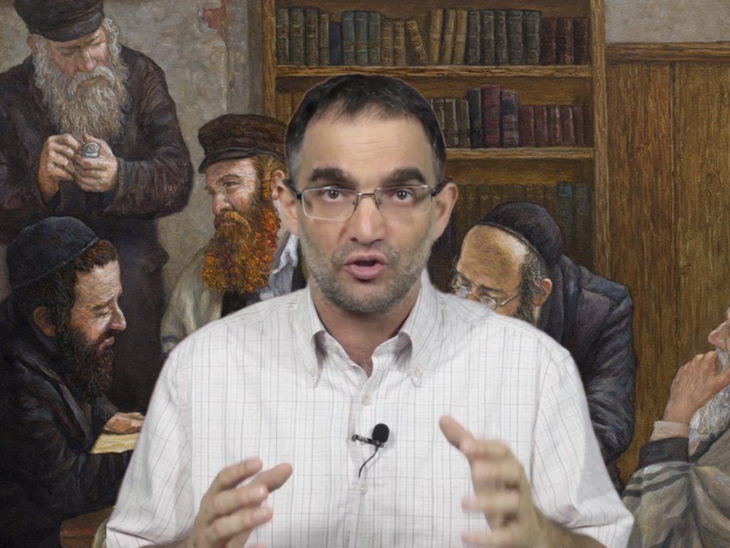A zsidóság megéléséhez vezető legjobb út a tanulás!