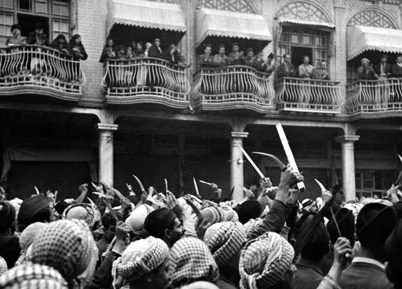 180 zsidót öltek meg ezen a napon Bagdadban