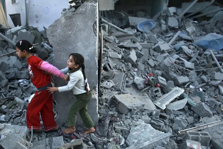 """""""A palesztinok szenvedése a palesztin vezetők érdeke"""""""