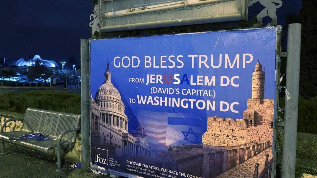 Véget vethet a konfliktusnak az USA követség Jeruzsálembe költözése?