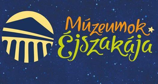 Az Élet Menete Alapítvány ismét a Múzeumok éjszakáján 2018.