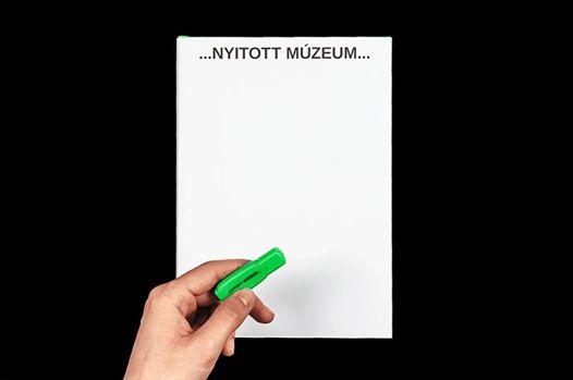 Nyitott múzeum – könyvbemutató 2. alkalom