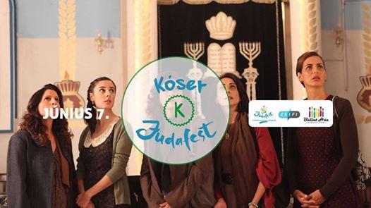 Női karzat (Ismach Hatani) filmvetítés / Judafest