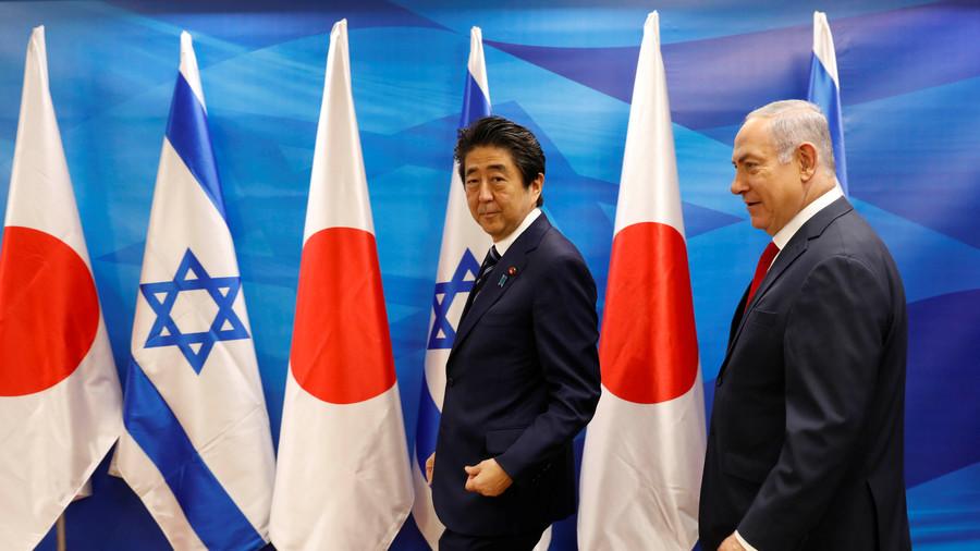 Kiverte a biztosítékot a japánoknál Netanjahu desszertje