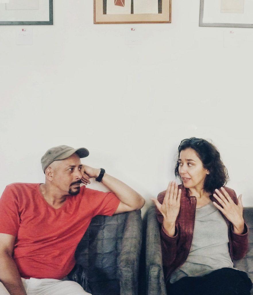 Isten is szorulhat segítségre – Interjú Gryllus Dorkával és Kálid Artúrral